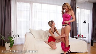 Naughty Gina Gerson Has A Taste For Milfs