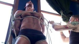 Hairy Daddy, Bdsm Bondage, Muscle Fetish, Fat Gay Daddy, Hairy Gay Daddy, Gay Cock Muscle, Bound Bdsm, Bound Fetish