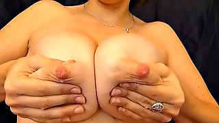 Tracy Engorged Lactating