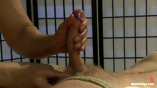 Hard Rub For A Hard Cock