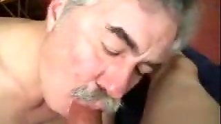 Grandpa Blowjob Series - 42