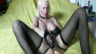 Blonde Solo, Solo Masturbation, Masturbation Stockings, Blonde Masturbation, Masturbation Granny, Stockings Blonde, Masturbati On, Stocking S