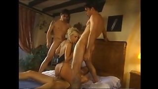 Beautiful Gang Bang