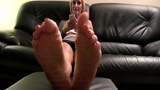 Amateur Babysitter Foot Fetish Hd
