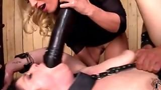 Glamour Pussy Anal Lecken