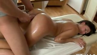Tits And Lusty Pussy Playing