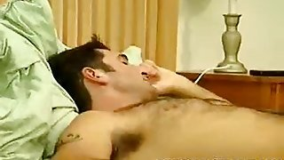 Cock Stroking Hairy Gays