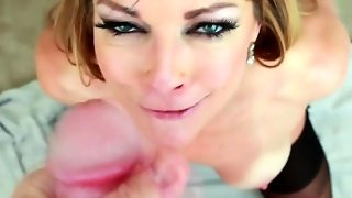 Mature Slut Spunked Pov