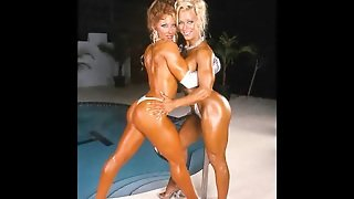 Hardbody Gfs And Undressed Muscled Cuties!