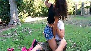 Teen Skater Slut Fucks Her Older Neighbor