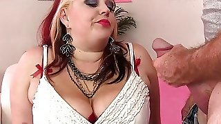 Super Hot Bbw Buxom Bella Hardcore With Fat Dick