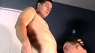 Daddy Gets His Dick Drained