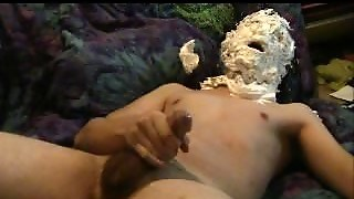 Cumming With A Pie In My Face