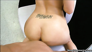 Billy Glide Makes His Rock Solid Boner Disappear In Unthinkably Sexy Mackenzee Pierces Wet Spot
