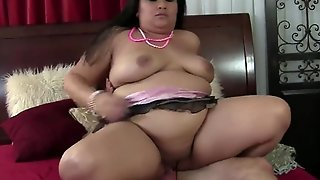 Chubby Sex With Big Dick