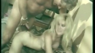 Blondes, Milf, Doggy, Fucking, Retro