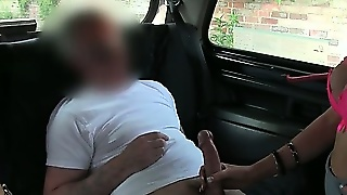 Pov Doll Faced Blonde Giving Her Best Bj In The Sex Taxi