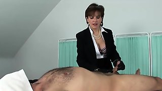 Unfaithful British Mature Lady Sonia Shows Her Monster Boobs