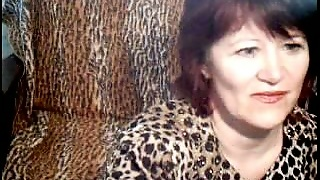 Voluptuous Mature Redhead Mom Shows Me Her Fat Hairy Pussy