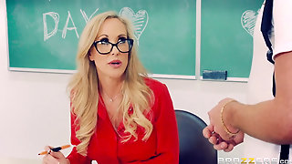 Newestxxx.net - Brandi Love - Desperate For V-Day Dick