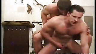 Sinful Gay Fifth Base Pounding