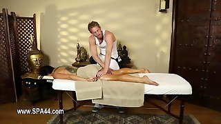 Extreme Massage Actions From Voyeur Camera