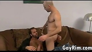 Hairy Dude Fucked By Smooth Dude