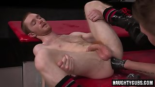 Hot Gays Fetish With Cumshot