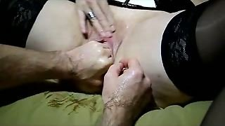 Homemade Amateur, Pussy Stockings, Fistin G, Fisting Close Up, Amateur Close Up, Close U P Pussy, Amateu Rfisting, Fisting In Stockings