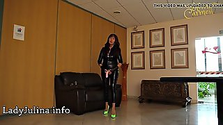Mature Herrin Carmen Transformation Zum Eunuch German Domina