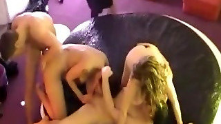 French Hidden Cam In A Swinger Club! Part 8