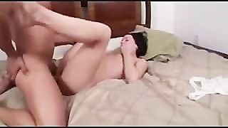 Cum Explodes In Her Face