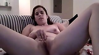 Chubby Molly Fingering Cunt