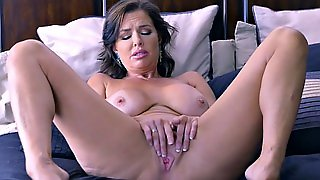 Danny D Takes A Few Pics Of His Friend's Busty Mom Veronica Avluv