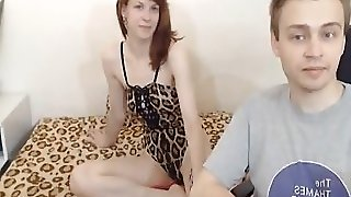 Camgirl Getting Fuck By Her Bf On Cam