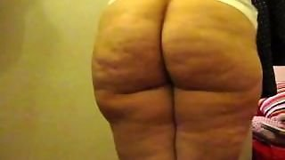 Ssbbw Big Ass Shake