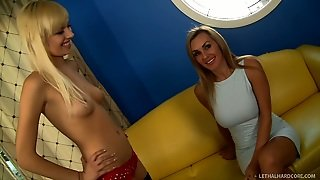 Tanya Tate And  Emma Rae Having Sex Fun