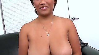 Big Tit Slutty Reina Does Anything Just Because She Dreams To Be A Hot Pornstar