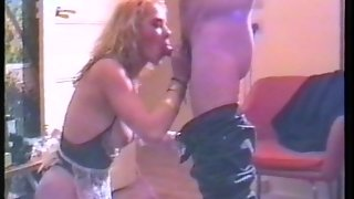 French Maid Blowjob