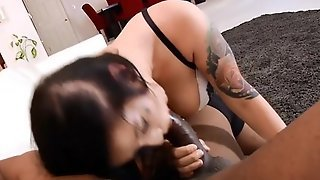 Katrina Jade - Bbc In Her Mouth