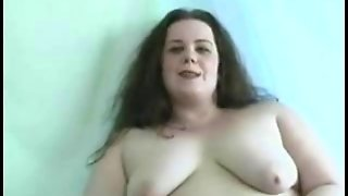 Curly Hair Bbw Shows Off Her Bodyyou