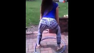 Party Teen Outdoor Twerk