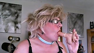 Dildo, Gay Leather, Sucking, Smoking Gay, Gay Sucking, S Gay, H D Gay, Leather Bra, Bra Dildo, Gay In Bra