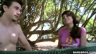 Alluring Bbw Milf Licked And Penetrated