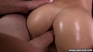 Big Ass Fucked From Behind