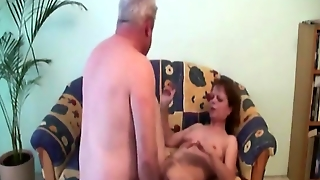 Grandfather Fucked His Wife