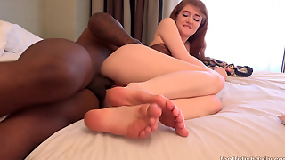 Abbey Rain - Foot Fetish Daily