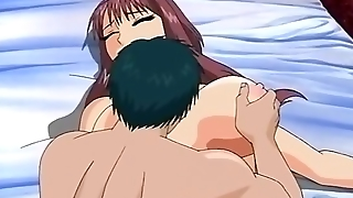 Sexy Hentai Action In Bed