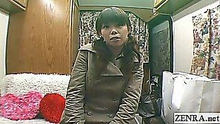 Subtitled Cfnm Amateur Japanese Office Lady Interview