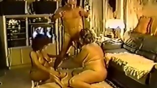 Bisexual Mature Couples Fucking Each Other In Vintage Group Sex Vid
